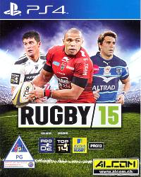 Rugby 15 (Playstation 4)