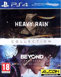 Quantic Dream Collection (Beyond: Two Souls + Heavy Rain) (Playstation 4)