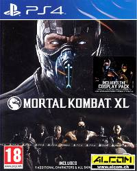 Mortal Kombat XL (Playstation 4)