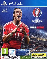 UEFA Euro 2016 France (Playstation 4)
