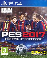Pro Evolution Soccer 2017 (Playstation 4)