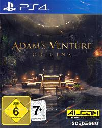 Adams Venture: Origins (Playstation 4)