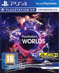 Playstation VR Worlds (benötigt Playstation VR) (Playstation 4)