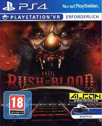 Until Dawn: Rush of Blood (benötigt Playstation VR) (Playstation 4)