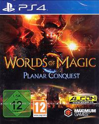 Worlds of Magic: Planar Conquest (Playstation 4)