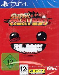 Super Meat Boy (Playstation 4)