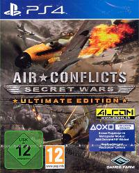 Air Conflicts Secret Wars - Ultimate Edition (Playstation 4)