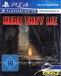 Here They Lie (benötigt Playstation VR) (Playstation 4)
