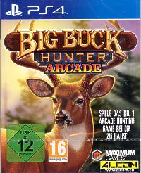 Big Buck Hunter Arcade (Playstation 4)