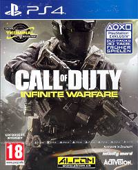 Call of Duty: Infinite Warfare - Day One Edition (Playstation 4)