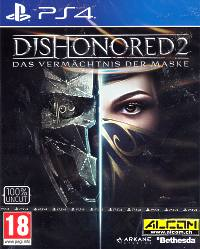 Dishonored 2: Das Vermächtnis der Maske - Day One Edition (Playstation 4)