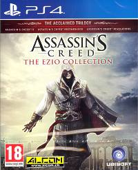 Assassins Creed - The Ezio Collection (Playstation 4)