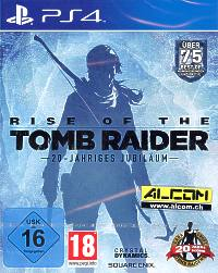 Rise of the Tomb Raider - 20 Year Celebration Edition (Playstation 4)