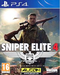 Sniper Elite 4: Italia (Playstation 4)