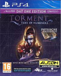 Torment: Tides of Numenera - Day One Edition (Playstation 4)