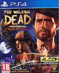 The Walking Dead: Neuland (Playstation 4)