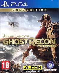 Ghost Recon: Wildlands - Gold Edition (Playstation 4)