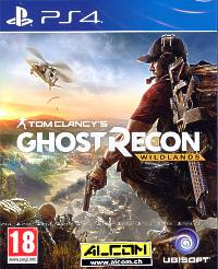 Ghost Recon: Wildlands (Playstation 4)