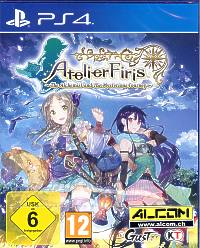 Atelier Firis: The Alchemist and the Mysterious Journey (UK,Hand.deutsch) (Playstation 4)