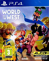 World to the West (Playstation 4)