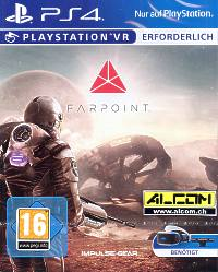 Farpoint (benötigt Playstation VR) (Playstation 4)