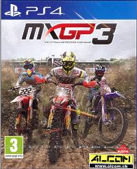MX GP 3: The Official Motocross Videogame (Playstation 4)