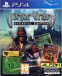 Victor Vran - Overkill Edition (Playstation 4)