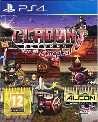 ClaDun Returns: This is Sengoku! (englisch, Handbuch deutsch) (Playstation 4)