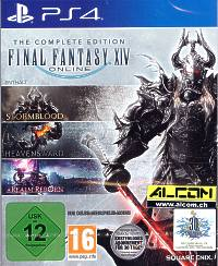 Final Fantasy 14 Online - The Complete Edition (Playstation 4)