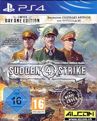 Sudden Strike 4 (Playstation 4)
