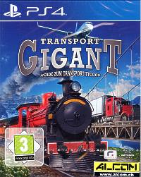 Transport Gigant (Playstation 4)