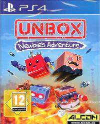 Unbox: Newbies Adventure (Playstation 4)