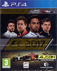 F1 2017 - Special Edition (Playstation 4)