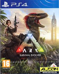 ARK: Survival Evolved (Playstation 4)