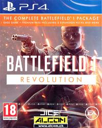 Battlefield 1 - Revolution (Playstation 4)