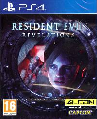 Resident Evil: Revelations (Playstation 4)