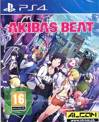 Akibas Beat (Playstation 4)
