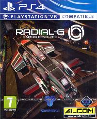 Radial-G: Racing Revolved (benötigt Playstation VR) (Playstation 4)