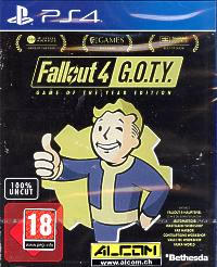 Fallout 4 - Game of the Year Edition (Playstation 4)