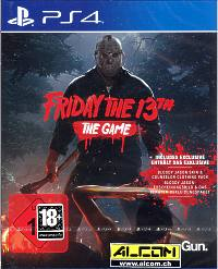 Friday the 13th: The Game (Playstation 4)