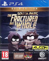 South Park: Die rektakuläre Zerreissprobe - Gold Edition (Playstation 4)