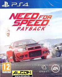 Need for Speed Payback (Playstation 4)