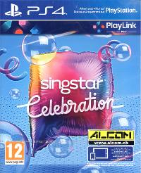 Singstar Celebration (ohne Mikrofon) (Playstation 4)