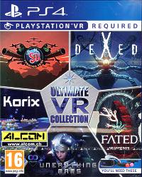 Ultimate VR Collection (benötigt Playstation VR) (Playstation 4)