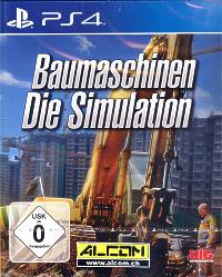 Baumaschinen - Die Simulation (Playstation 4)
