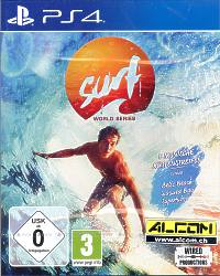 Surf World Series (Playstation 4)