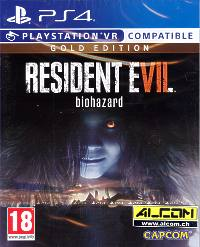 Resident Evil 7: Biohazard - Gold Edition multilingual (Playstation 4)