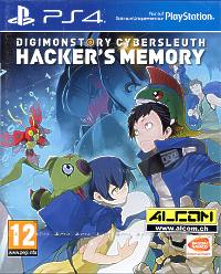 Digimon Story: Cybersleuth - Hackers Memory (Playstation 4)