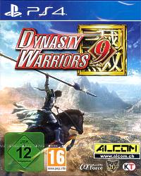 Dynasty Warriors 9 (Playstation 4)