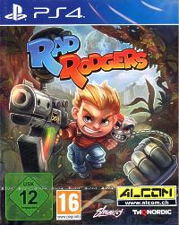 Rad Rodgers (Playstation 4)